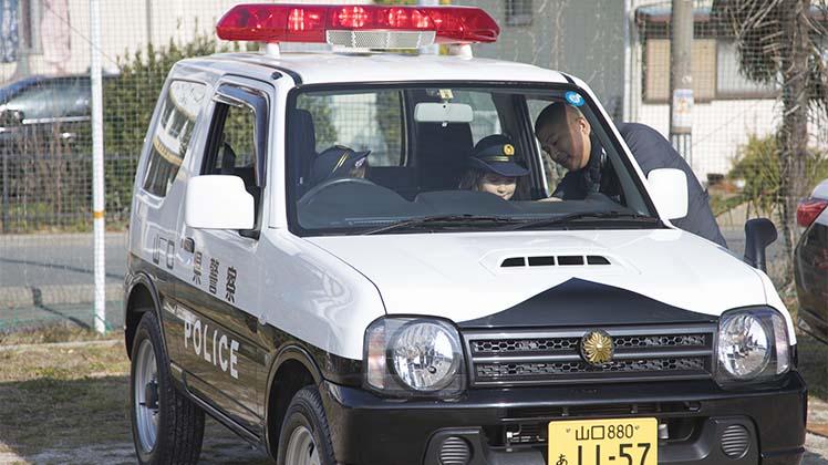 AIMD Iwakuni spends day touring Suo-Oshima, Yanai