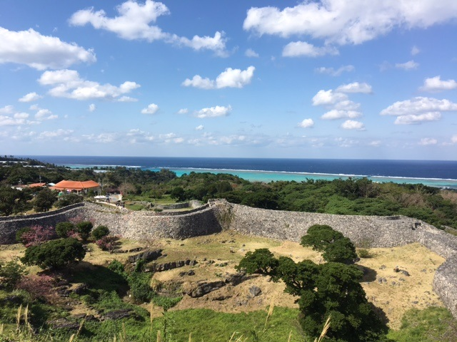Nakagusuku Castle, Okinawa